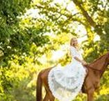 Equestrian Weddings | Aaron Watson Photography / Showcasing Brides and Horses - Charlottesville, Virginia Wedding Photography!