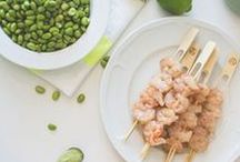 Fish and seafood / Poissons et fruits de mer / Delicious and easy fish and seafood recipes