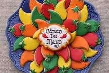 Cinco de Mayo Food & Drinks / Celebrate Cinco de Mayo with tasty Latino inspired appetizers, desserts and drinks.