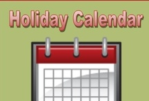 Holidays and Observances / Check out the Holidays and Observances Website started on 12-12-12! Created by two sisters - one a Web Designer and another a Nutritionist who will do all the Food Holidays! http://www.holidays-and-observances.com/