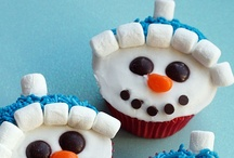 Christmas Cupcakes / Christmas Information from the Holidays and Observances Website - http://www.holidays-and-observances.com/christmas.html