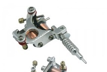 Mini Tattoo Machine (Jewelry) / Mini tattoo machine is not for tattooing, it's a fashion jewelry, do you want to have one ?