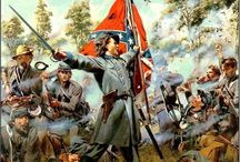 Confederate States of America-Civil War / by Bill Agee