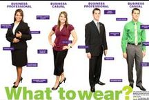 What to Wear -- Attire for your Profession