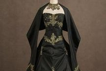 Enchanting Gowns & Dresses from different era's / Victorian, Vintage, Beauty, Fantasy / by Charlene Blake