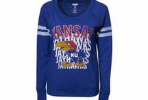 KU Store Women's Merchandise / www.kustore.com / by Kansas Athletics