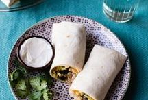 Veggie Recipes to Try / Healthy Vegetarian Recipes