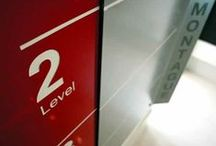 Wood & Wood Signage Design Solutions / Modern and custom made signage solutions
