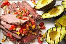 Grilling / Fire up the grill and give a few of these delicious and nutritious recipes a try!