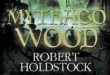 Faery pour Robert Holdstock / Des images pour les mots de Robert Holdstock... Un univers où les légendes du monde entier se tressent et se tissent pour une autre vie