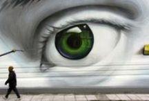Rêves en rue / Quand les murs murmurent et résistent à l'ennui en couleurs et en mots