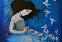 Songe, enrêve-toi... loin du réel / Invitation à rêver pour s'échapper ou se retrouver