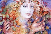 Tisserand(e) des Rêves et des Emotions / Des images, des instants de poésie,  comme des fils pour le tissage des vies