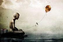 Le vent nous portera.... / Utopies, Espérance en douce folie sans violence