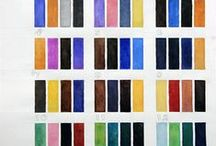 color schemes / classic color schemes monochromatic analogous complementary limited