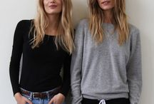 Liberti: Return to Normal / Normcore has two distinct styles. Both are about appearing not to be trying. Whatever you think of this look you can welcome back comfy clothes for AW14.