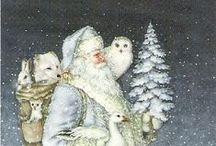 PèreNoëlleries et hivernales fééries !