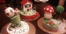 My cakes / I miei dolci