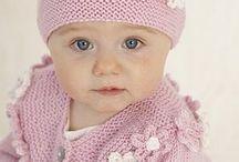 Pletieme pre deti - knitting / Inšpirácie, popisy aj videá modelov