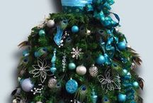 Dress Form Christmas Trees