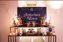Destination Copper Wedding in Athens