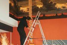 Kunstprojecten / Sinds de oprichting in 1996 hebben we bij Atelier Kunst & Ko kunstprojecten gerealiseerd voor diverse particulieren en uiteenlopende gerenommeerde bedrijven. Zodoende hebben we een ruime ervaring in het toepassen van onze kunst in zeer uiteenlopende situaties. Meer info: www.kunstenko.nl