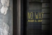 NO WAY Atelier & Shop / Estudio de diseño en Burriana. Diseño de interiores, restauración, objetos vintage, vinilos decorativos, eventos y decoración personalizada para eventos,...y más!