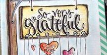 Gratitude / 5 reasons to create a gratitude journal