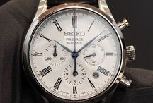 Watches / Seiko