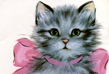 "Cats: Illustrations / ""The smallest feline is a masterpiece."" ~ Leonardo da Vinci"