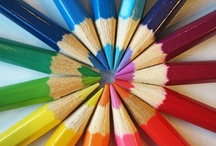 "Crayons, Pencils... / ""A #2 pencil and a dream can take you anywhere."" ~ Joyce A.Myers"