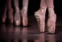 "Ballet Shoes / ""We should consider every day lost on which we have not danced at least once."" ~ Friedrich Nietzsche"