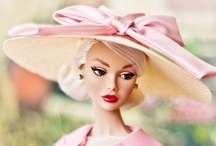 "Barbie: Close-ups / ""A thing of beauty is a joy forever: its loveliness increases; it will never pass into nothingness."" ~ John Keats"