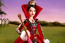 "Barbie: Characters & Countries / ""Everything has beauty, but not everyone sees it."" ~ Confucius"