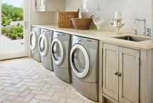 Dream Laundry Rooms