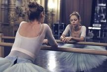 Dance is like coming home / Ballet is a passion for me. I danced for 10 years, and I miss it a lot. It feels right to me to move like a ballet dancer. Even now my muscles remember.. / by Laren