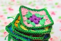 C R O C H E T / Inspirational hook and yarn work
