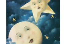 Moon and stars... / Magic...