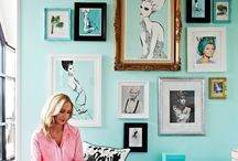 Wall Obsession / An obsession about wall decor