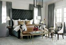 Master Retreat / Soothing master ideas for new house