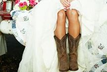 Western Wedding Theme / Western Theme Weddings Inspirations