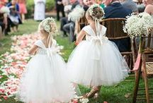 The Flower Girl / Flower girls dresses