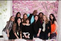 Preston Bailey Signature Wedding & Event Design Class / LWPI's Wagner College Students Class Trip to meet with World Renowned Event Designer, Preston Bailey.  Instructor: Marissa Mortimor http://www.weddingplanninginstitute.com/info/pbswed/BecomeAnEventDesigner