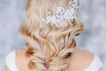 Wedding Hair & Beauty / Wedding Hair & Hair Styles
