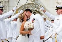 Military Wedding Theme / Military Theme Weddings Inspirations