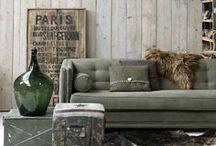 Rustic Loft Style