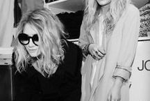 Olsen twins ° / Ashley and mary kate olsen / Perfect style idols.
