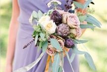 Purple Weddings / Purple Theme Weddings Inspirations