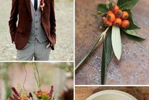 Fall Wedding / Wedding In the Fall