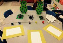 K Learning board / Primary fun